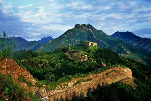 8 Days Grand Great Wall Hiking Tour Into China Travel