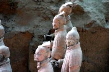 Terra Cotta Warriors, Xian