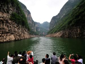 Cruise on Yangtze River