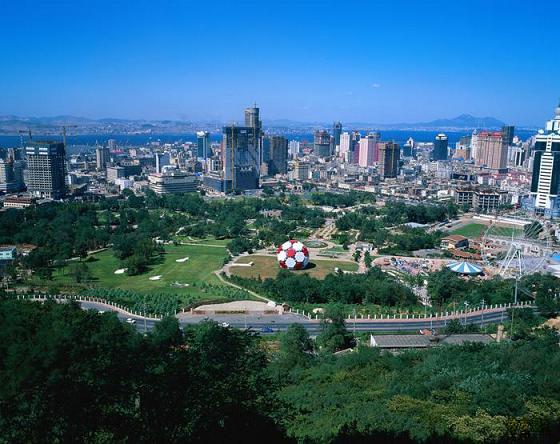 Charming Dalian City