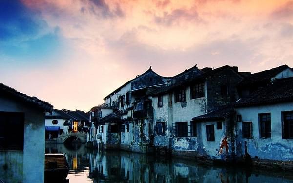 Tongli Water Town