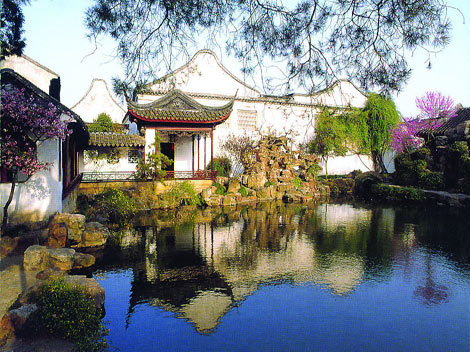 10 Days China Spring Garden Amp Flower Tour Into China Travel