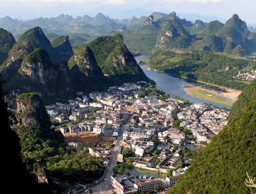 Days Southeast China Tour Into China Travel - China tour
