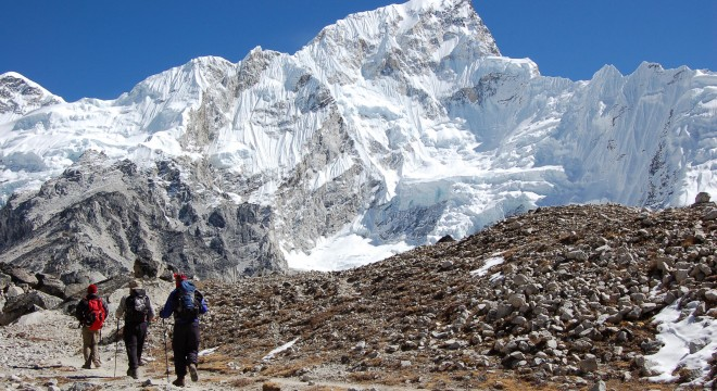 8 Days Everest Base Camp Adventure Tour