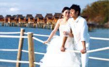 Honeymoon in China