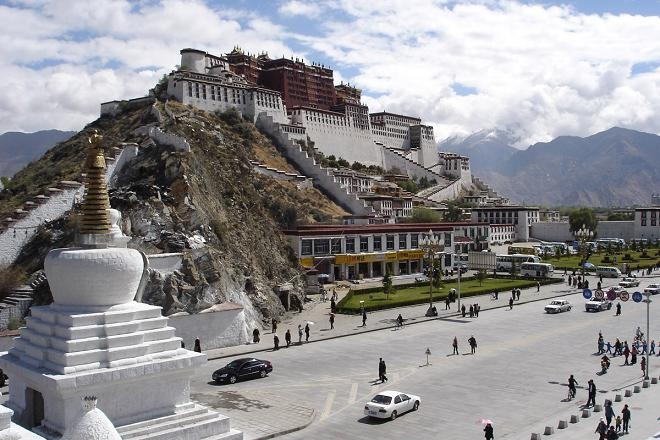 4 Days Lhasa Holyland City Tour