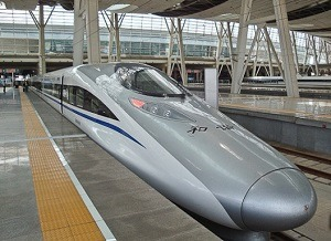 Beijing-Shanghai Bullet Train