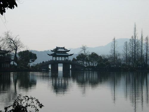 West Lake in Hangzhou
