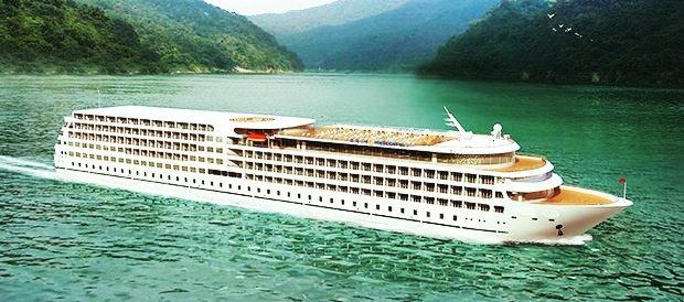 President 7 cruise ship