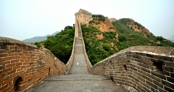 I love Jinshanling Great Wall