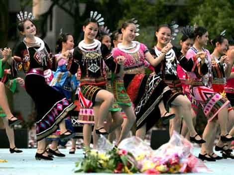 China Ethnic Groups