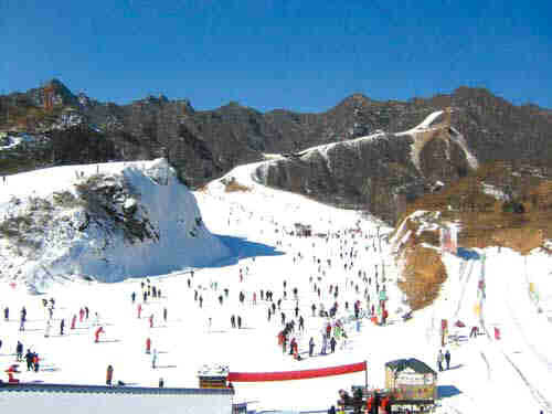 Changbaishan Ski Resort
