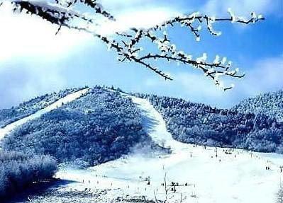 Shennongjia Ski Resort