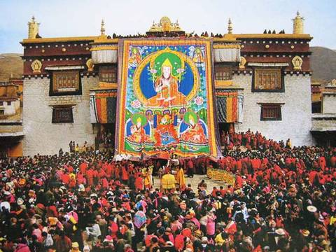 Top 5 Tibetan Festivals