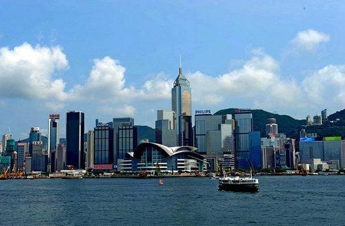 Victoria Bay Hong Kong