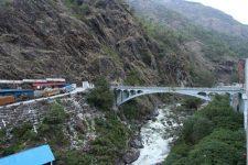 Zhangmu Border