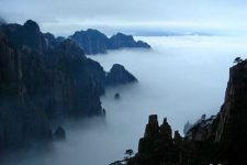 Sea of Cloud in Huangshan