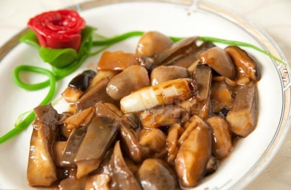 Wild Mushroom Dish