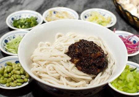 Beijing Zhajiang Noodles