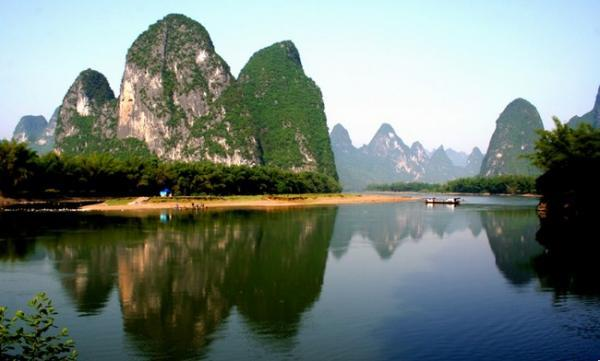 List Of Guilin Amp Yangshuo Tourist Attraction Entrance