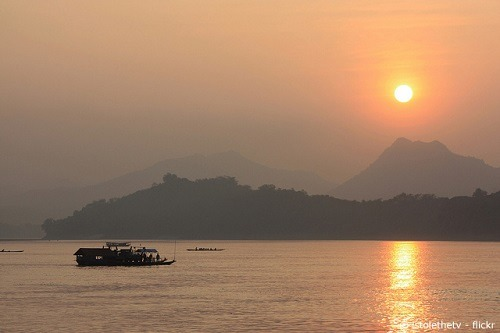 Picture: © Mekong River (istolethetv/flickr, CC BY 2.0)