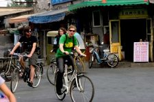 Bike tour in Hutong