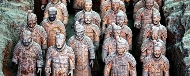 Xian Terracotta Warriors & Xian City Wall Tour