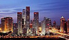 CBD Beijing Night View