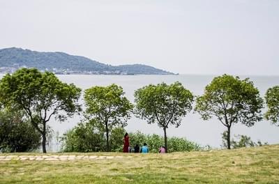Lake Taihu, Jiangsu