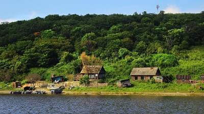 Shachang Reservoir, Miyun County