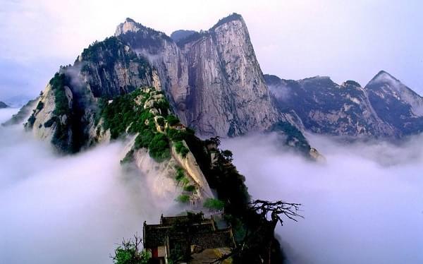 Huashan Xian Tour